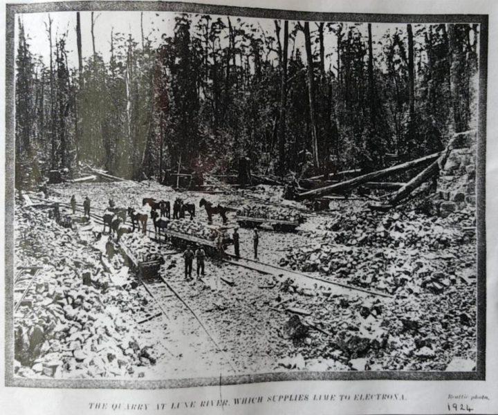 1941 Ida Bay Railway
