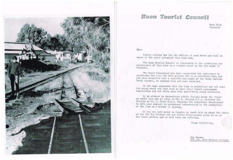 Ida Bay railway history -1 7