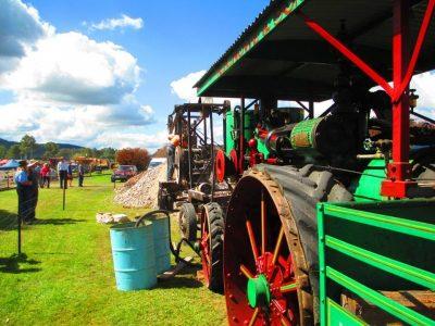 Steam Age Ida Bay Festival