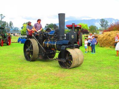 Steam Age Ida Bay